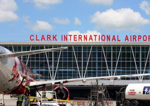Clark International Airport