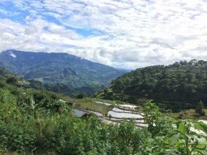 Reisterrassen-Sagada-Tour Hinfahrt